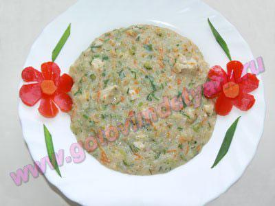 Вкусные блюда для детей 2 лет фото