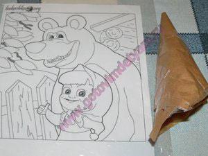 P1160249 Торт ребенку на день рождения