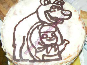 Как переводят на торт