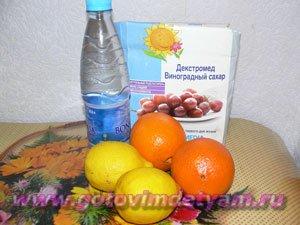 Limonad0 Домашний лимонад