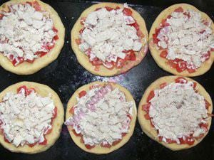 Рецепт пицца для детей