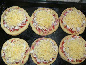 Пицца для детей в духовке