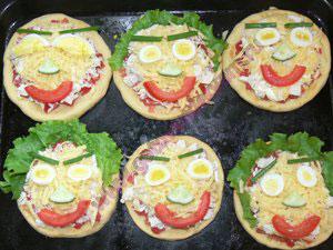 как сделать пиццу дома на духовке рецепт