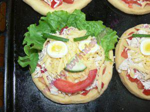 Пицца для детей рецепт приготовления с фото