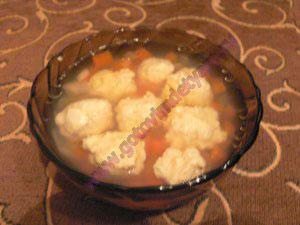Суп с фрикадельками рецепт фото