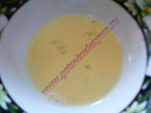 Как варить суп с яйцом
