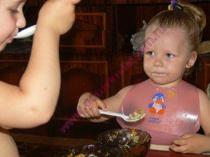 Сырный суп для детей с фото
