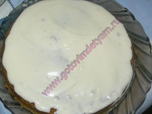 P1100702 Быстрый торт в микроволновке