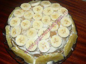 Быстрый детский торт рецепт с фото