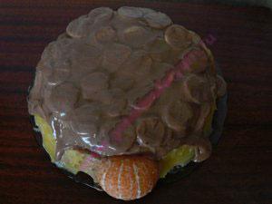 P1100708 Быстрый торт в микроволновке