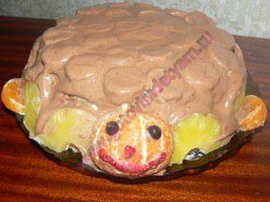 P1100714 Быстрый торт в микроволновке