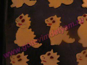 Украсим печенье для детей