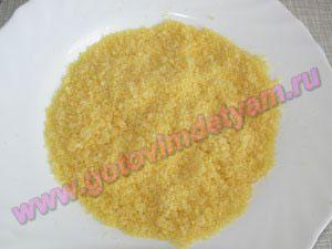 Кукурузные палочки в кексы для детей