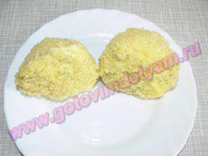 Рецепты кексов для детей цыплята