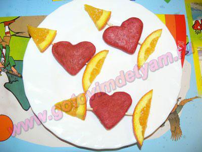 Печенье из свеклы для детей