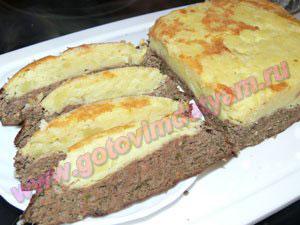 P1140778 Картофельная запеканка с печенью
