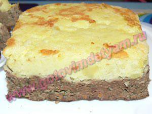 P1140783 Картофельная запеканка с печенью