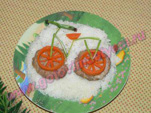 Куриные котлеты с овсянкой для детей