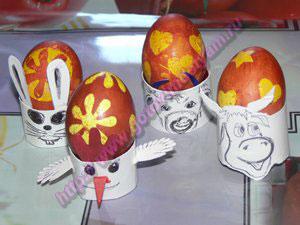 P1100489 Украшение пасхальных яиц