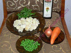 Приготовить суп пюре из цветной капусты