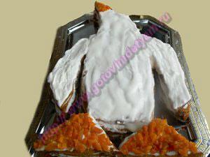 tortpingvin17 Морковный торт рецепт