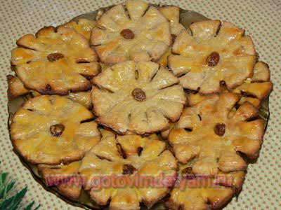 tvorojnoe-pechenie Творожное печенье