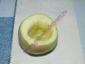 Запеченные яблоки польза