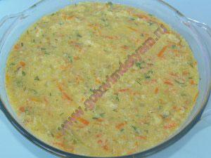Вкусная овощная запеканка для детей